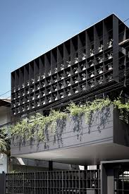 100 Homes In Bangkok Flower Cage House Thailand The Cool Hunter The