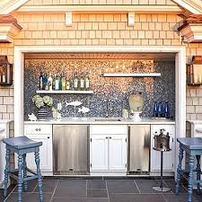 Patio Wet Bar Ideas by 74 Best Outdoor Bar Images On Pinterest Outdoor Bars Outdoor