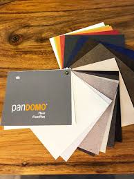 design böden pandomo vorhang auf für unseren neuzugang