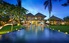 100 Absolute Beach Front 6 Bedroom Front Villa Canggu Bali