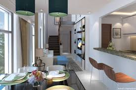 100 San Antonio Loft Residence 2BR Dining Area Megaworld