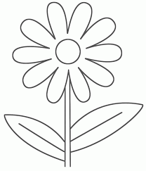 Coloring PagesGlamorous Page Flower Pages Dr Odd Free Flowers To Download