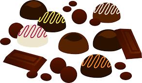 6667x3918 Chocolate clipart cartoon