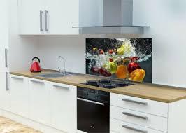 küchenrückwand verbundglas glasbild glasschutz
