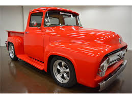 100 Truck For Sale In Texas 1956 D F100 For ClassicCarscom CC1041772