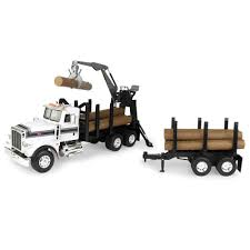 Peterbilt Big Farm 1:16 367 Logging Truck W/ Pup Trailer/Logs Toy ... Dcp 164 Orange Black Peterbilt Semi Truck Flattop Farm Toy 5200 Diecast Model Tow Trucks And Wreckers 116th Big Yellow Tandem Axle Dump 132nd New Ray 379 Pot Belly Livestock Trailer Toys For Fun A Dealer Amazoncom Ertl 579 With John Deere 4 132 Harvesting Set By Tomy 46501 Gentoysandmorecom And Trailers Fast Lane 1 43 Scale 367 2007 3d Model Hum3d Tank 87mm 1981 1994 Hot Wheels Newsletter Stretched Frame Triple Side Custom
