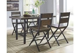 kavara 5 piece dining set ashley furniture homestore
