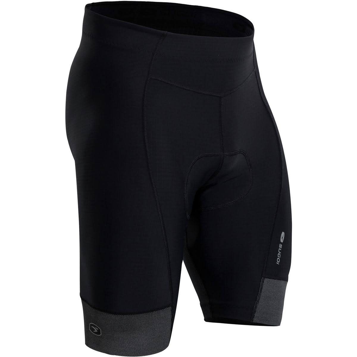 Sugoi Evolution Zap Mens Bike Shorts - Large, 9""