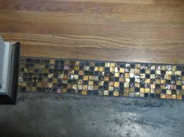 Carpet To Tile Transition Strip On Concrete by At The Threshold Between The Wood And Concrete Floors I Added
