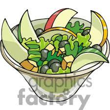 Fruit clipart salade 11