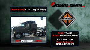 100 International Truck Sales Sleeper Its Time For A New