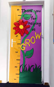 Spring Door Decorations For Preschool