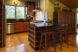 Kitchen DecoratingZen Efficiency Japanese Decor Style Small Open Designs Fascinating