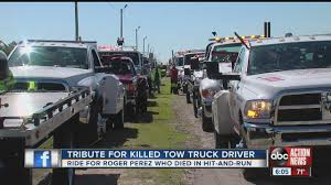 100 Tow Truck Driver Requirements Tribute To Killed Tow Truck Driver YouTube