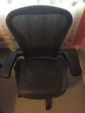 Aeron Chair Size A Vs B by Tips To Buying A Used Herman Miller Aeron Chair Ebay