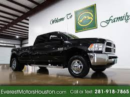 100 Used Diesel Trucks For Sale In Texas 2017 Dodge Ram 3500 TRADESMAN CREW CAB DRW 4WD DIESEL