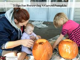 Preserving A Carved Pumpkin by Halloween Recipes And Ideas Round Up Post Experimental Homesteader