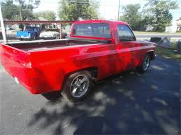 100 1986 Chevy Trucks For Sale Chevrolet Silverado For ClassicCarscom CC1113746