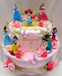 disney princess birthday cakes 9