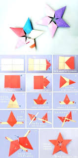 Origami Crafts Step By On Diy Paper How To Make An Swan Box Easy