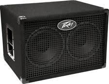 Fender 2x10 Guitar Cabinet by Peavey Headliner 210 2x10 Bass Speaker Cabinet 03008680 Ebay