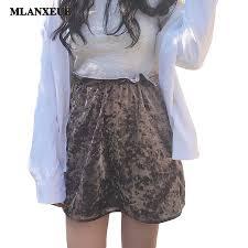 online get cheap long velvet skirt aliexpress com alibaba group