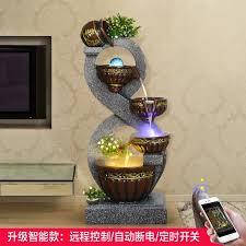 amerikanischen stil laufende wasser brunnen geomantie wohnzimmer veranda innen dekoration kreative concise öffnung