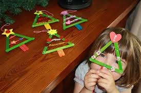 Cool Christmas Crafts Kids Easy Craft Ideas