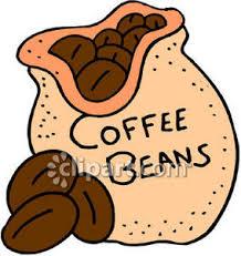 Beans Clipart Coffee Bean Bag 5
