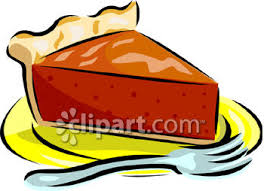 0060 0808 1312 5238 Thick Slice of Pumpkin Pie clipart image