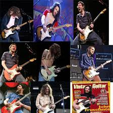 Guitars Of John Frusciante If You Are A S Fan Can Customize Any His Here In Our Custom Shop We Would Like To Realize