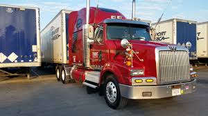 100 Star Trucking Company FreemanWestern Transport America