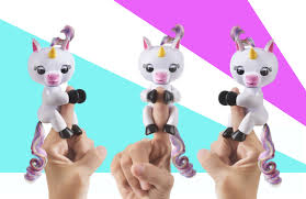 Where To Buy Fingerlings Unicorn Gigi Toy By Wowwee Online 2018 On Sale Amazon Toys R