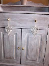 cuisine blanc cérusé comment ceruser un meuble en blanc 5 peindre un meuble vernis