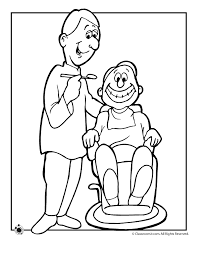 Picture Coloring Dental Pages For Preschool New At 1000 Images About On Pinterest