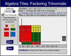 Algebra Tiles Worksheet Factoring by How Can I Use Algebra Tiles To Evaluate Expressions Youtube