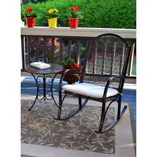 Tortuga Outdoor Garden 2-piece Rocking Chair Set (Garden Rocker And ... Durogreen Classic Rocker Black 3piece Plastic Outdoor Chat Set Presidential Recycled Wood Patio Rocking Chair By Polywood Shop Intertional Concepts Slat Seat Palm Harbor Wicker Grey At Home Trex Fniture Yacht Club Charcoal Americana Style Windsor Jefferson Woven With Tigerwood Weave Colby Cophagen Cushioned Rattan Armchair Glider Lounge Cushion Selections Chairs At Lowescom