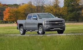 2018 Chevrolet Silverado 1500 | In-Depth Model Review | Car And Driver Prices Skyrocket For Vintage Pickups As Custom Shops Discover Trucks 2019 Chevrolet Silverado 1500 First Look More Models Powertrain 2017 Used Ltz Z71 Pkg Crew Cab 4x4 22 5 Fast Facts About The 2013 Jd Power Cars 51959 Chevy Truck Quick 5559 Task Force Truck Id Guide 11 9 Sixfigure Trucks What To Expect From New Fullsize Gm Reportedly Moving Carbon Fiber Beds In Great Pickup 2015 Sale Pricing Features At Auction Direct Usa