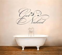 bekommen sie nackt abziehbild badezimmer dekor get zeichen bekommen sie nackt print bekommen sie nackte wand aufkleber bekommen sie nackte