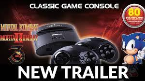 Mortal Kombat Arcade Machine Uk by Sega Mega Drive Wireless Mortal Kombat Edition With 80 Games