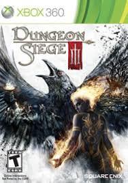 dungon siege dungeon siege iii for xbox 360 gamestop