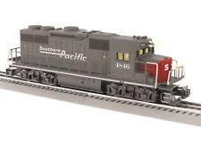 Southern Pacific O Scale Model Railroad Lo otives