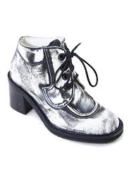 cult betty alamo vintage women leather shoes with 65mm heel bianco