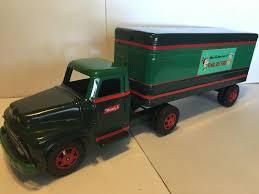 100 Custom Toy Trucks Vintage Buddy L Rival Dogfood Semi Truck CUSTOM 1871672530