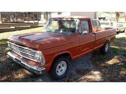 1969 Ford F100 For Sale | ClassicCars.com | CC-1124539