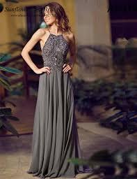 gray formal dress promotion shop for promotional gray formal dress
