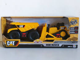 100 Caterpillar Dump Truck Toy Buy TOY STATE Cat Mini Worker Excavator 2 Pack In