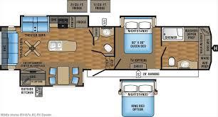 Jayco Fifth Wheel Floor Plans 2018 by J11724 2018 Jayco Eagle 336fbok Front Bathroom Rear Sofa Triple