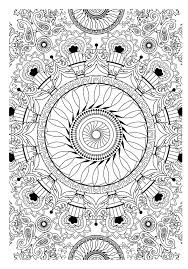 Anti Stress 84 Relaxation Printable Coloring Pages 100 Coloriages