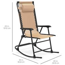 Kawachi Folding Rocking Chair Outdoor Rocker Porch Zero Gravity Patio  Furniture W/Sunshade Canopy & Pillow Canopy Chair Foldable W Sun Shade Beach Camping Folding Outdoor Kelsyus Convertible Blue Products Chairs Details About Relax Chaise Lounge Bed Recliner W Quik Us Flag Adjustable Amazoncom Bpack Portable Lawn Kids Original Chairs At Hayneedle Deck Garden Fishing Patio Pnic Seat Bonnlo Zero Gravity With Sunshade Recling Cup Holder And Headrest For With Cheap Adjust Find Simple New